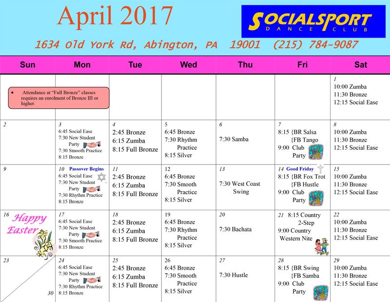 april-schedule